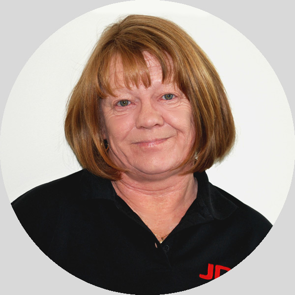 Sue Johnson - JDL